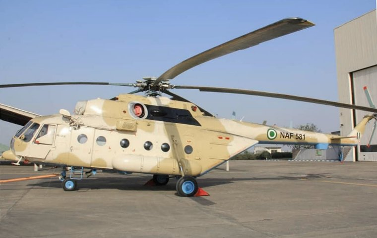 Imo State: Nigerian Airforce 'goes for practice' at Orsu in Search Of ESN