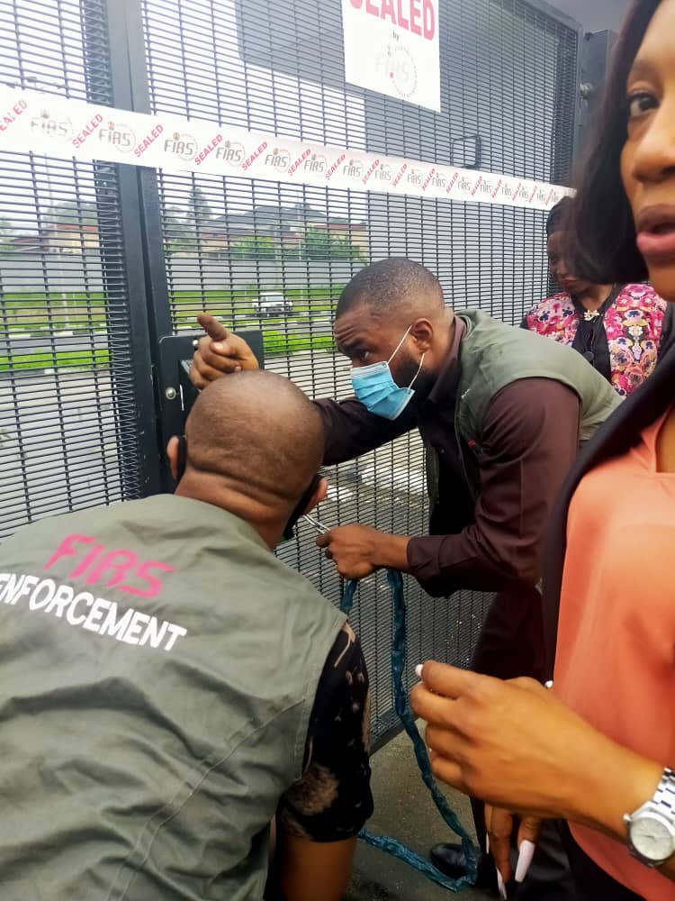 Group express shock over the seal of NDDC Headquarters by FIRS