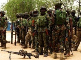 Orlu: Army Confirms Air Strikes, Arrests 20 IPOB Members, Recovers Arms