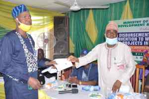 OGUN BUILDING ENDURING PARTNERSHIP WITH CDAs IN SELF-HELP PROJECTS