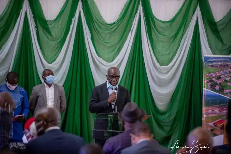 We are in huge trouble in Nigeria - Godwin Obaseki