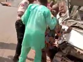 FRSC PATROL TEAM WAS NOT INVOLVED IN OGBOMOSHO CRASH