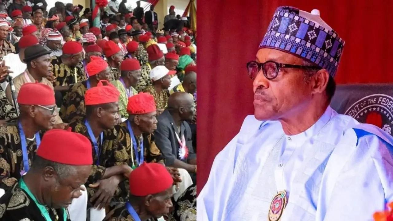 Biafra: Withdraw threat, apologize to Ndigbo – Ohanaeze to Buhari