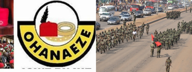 Ohanaeze Asks Soldiers To Vacate Orlu Immediately