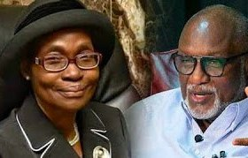 Ondo CJ accuses Akeredolu, Assembly of plot to unseat her