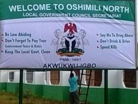 Oshimili North, getting ready for Face-Off with Kidnappers