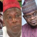 Oshiomhole, Ganduje, Bello, other, On US Visa Ban List