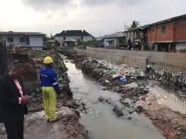 Ketu: Two Children drowns as Flood takes over Oyebanjo Street