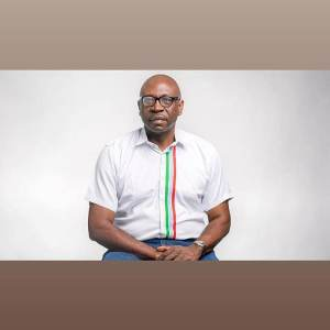 Pastor Ize Iyamu has been guilty of impersonation right from when he was an SSG.