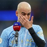 EPL: I will leave Manchester City after... - Guardiola