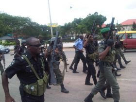One dead, other injured as police clash with hoodlums in Osun
