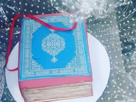 Arewa Twitter goes against Quran Cake, Tweepes react