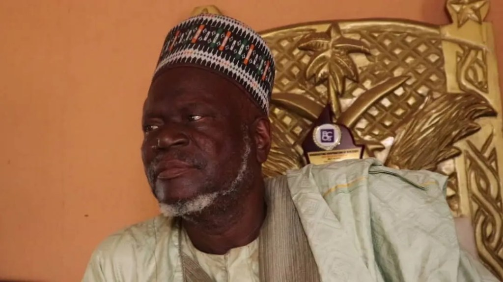 I never collected anything from Kidnappers – Sarkin Fulani