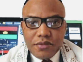 My Brother was arrested without his documents - Nnamdi Kanu's Brother