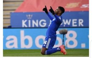 Kelechi Iheanacho breaks Drogba's record of most goals