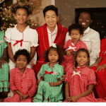 Meet Alena, African woman married to a Korean with seven kids