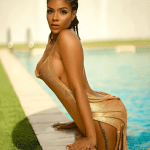 Venita Akpofure stuns fans with sexy pictures