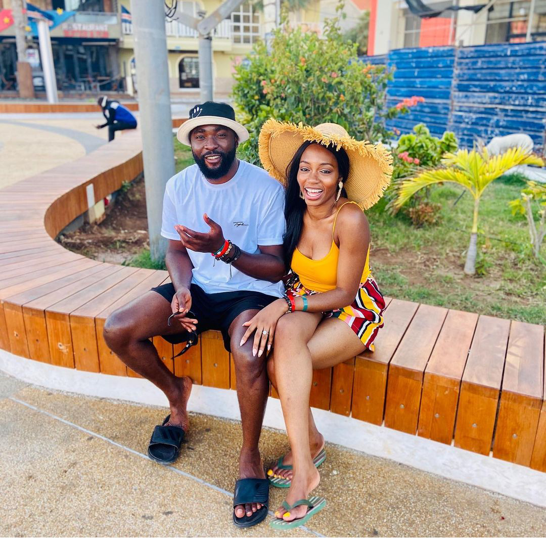 Fans react as Khafi talks about how she loves her husband