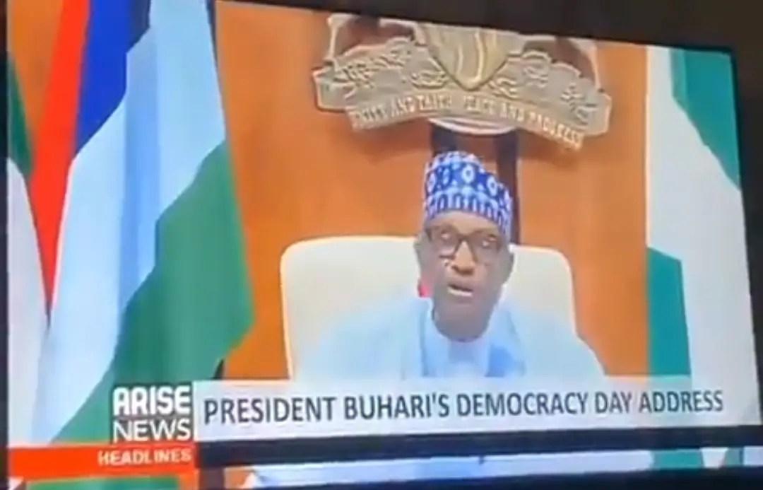June 12th: President Buhari's Speech that left everyone speechless