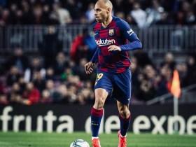 Forbes named Martin Braithwaite second richest Barcelona player