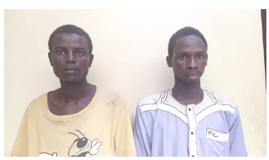 Two relatives kidnapped their Nephew; demand N10M ransom