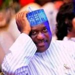 A total blackmail on Senator George Akume.