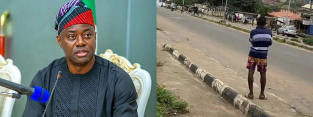 """Jimoh Isiaka: """"This situation is highly regrettable"""" - Gov. Seyi Makinde"""