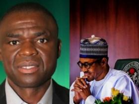 Shaibu calls on Buhari to intervene in Edo APC political impasse