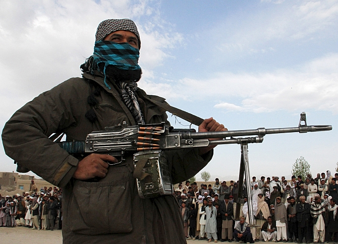 US Freezes Afghanistan's National Reserves as Facebook Bans Taliban and Related Contents