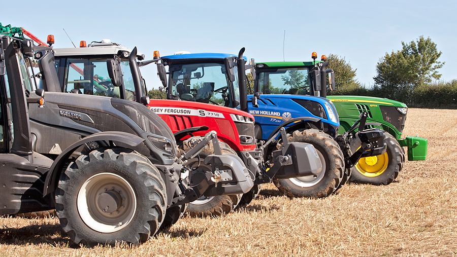 Adamawa: 35 of the 110 Tractors stolen by looters have been returned