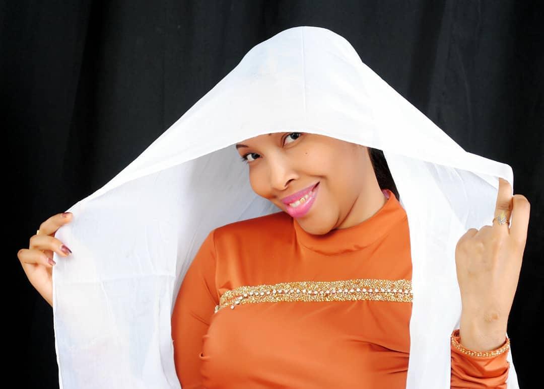 I dated Ibrahim Babangida; He was my Boyfriend - Kannywood actress, Ummi Ibrahim