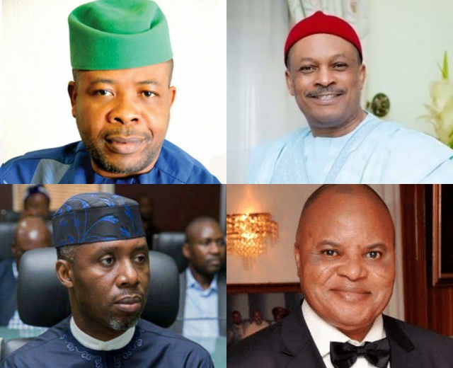 What Uzodinma's sack may mean for Ihedioha, Araraume, SamDaddy and Uche Nwosu