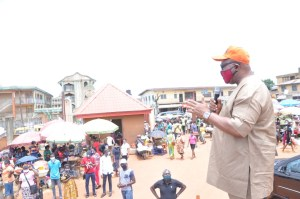Oredo LGA revs up sensitisation campaign in markets, other public places