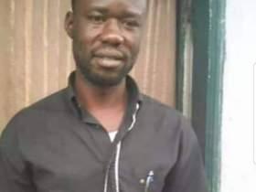 Amba Denis Johnson found at the Soppo Police Station