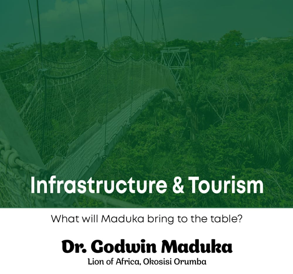 DR. GODWIN MADUKA WILL BOOST ANAMBRA STATE ECONOMY THROUGH MEDICAL TOURISM