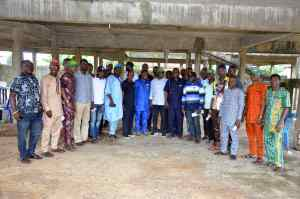 Ilaje Youths Declare Support For PDP, Eytayo Jegede