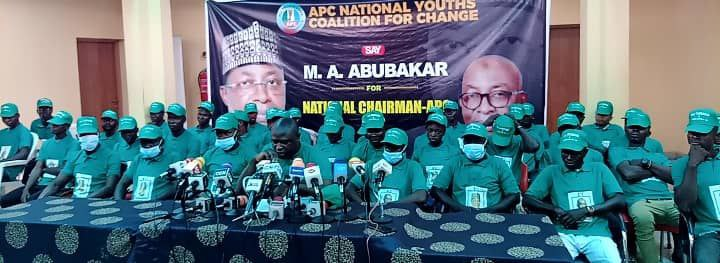Why we want Barr. Mohammed Abubakar to run for National Chairman - APC Youths