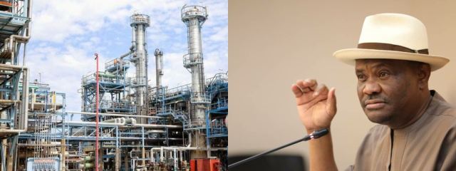 $1.5bn for Port Harcourt Refinery: 'I won't jubilate yet' — Wike reacts