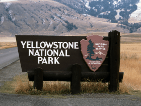Yellowstone National Park supported about 7,000 jobs in 2019