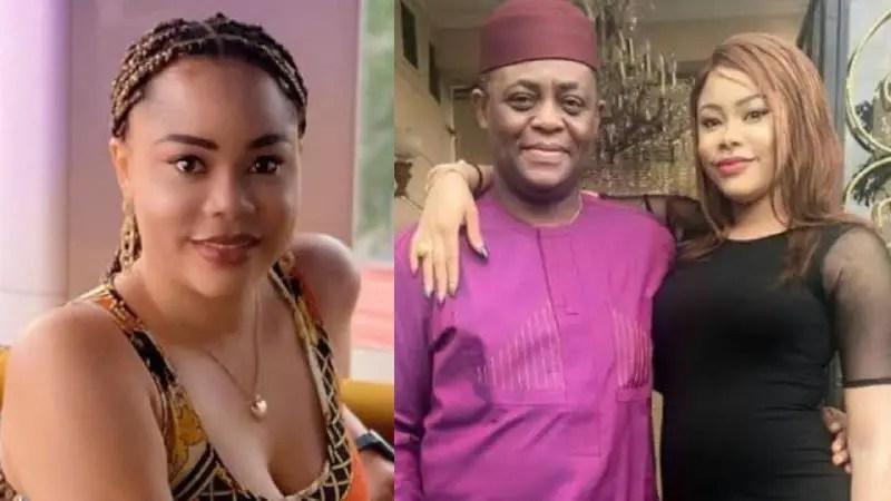 Femi Fani Kayode's wife, Precious Chikwendu confirms split from husband
