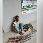 Welder Arrested For Illegal Manufacturing Of Guns In Akwa Ibom