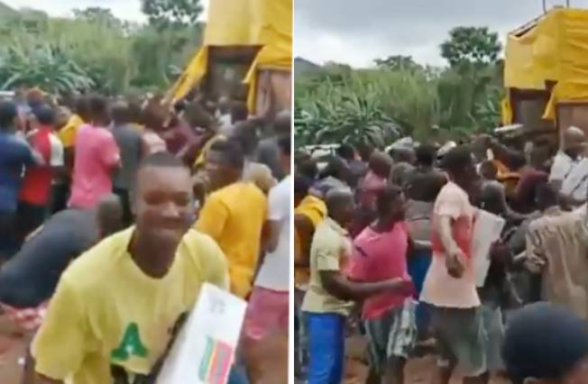 COVID-19: Facts About the Relief Materials found in Awka