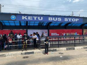 Beyond Garland Initiative Becomes The First N.G.O To Sensitise Lagosians At Bus Terminals (See Photos)