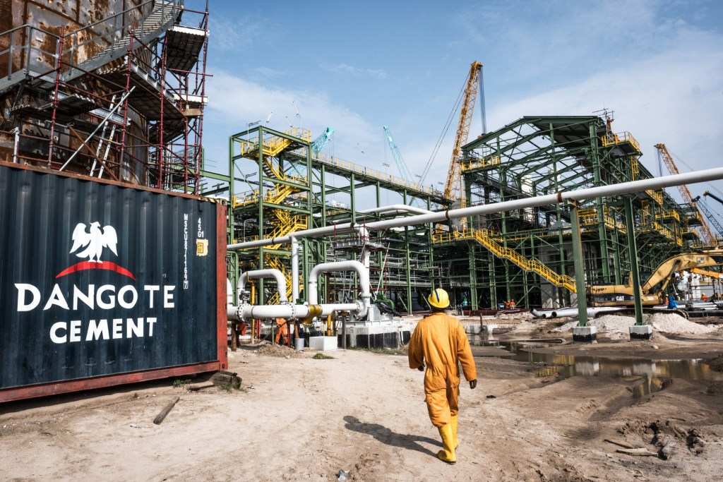 Protesting worker killed at Dangote Refinery