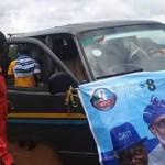 ONDO 2020: PDP THUGS ALLEGEDLY ATTACK AKEREDOLU CONVOY