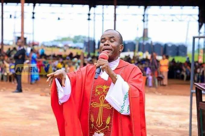 Enugu Catholic Diocese were behind my two days ordeal - Mbaka