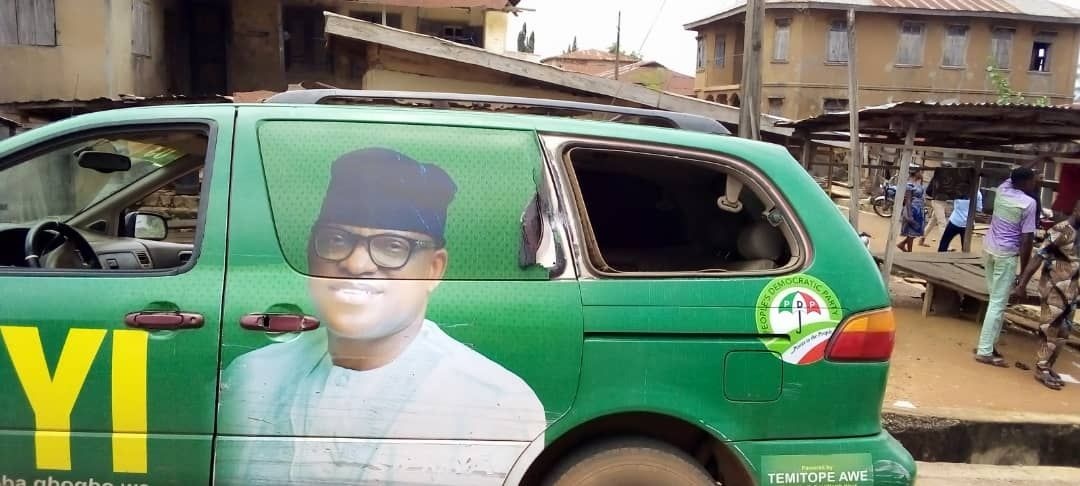 """Ondo 2020: """"We will defend ourselves henceforth."""" - Eytayo Jegede"""