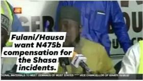 Shasha crises understandable but Fulani herdsmen and #EndSARS ?