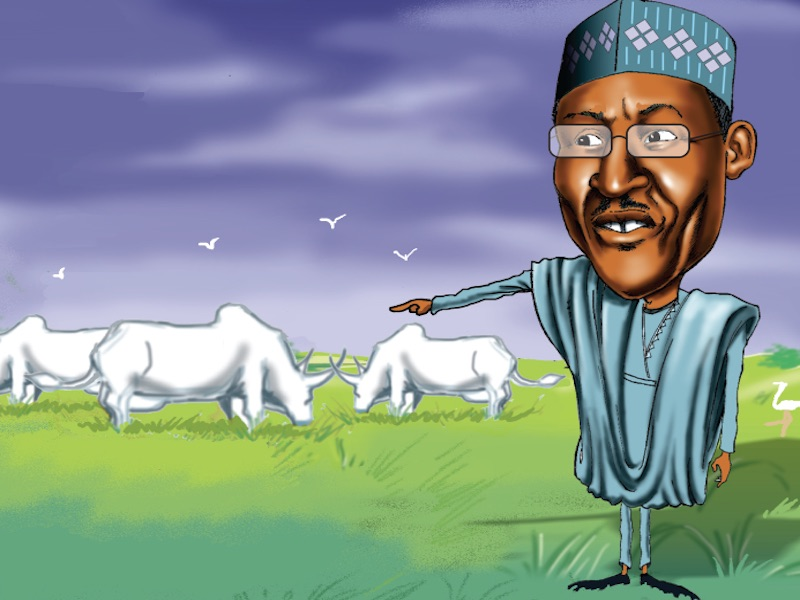 GRAZING ROUTES FOR FULANI HERDERS: MATTERS ARISING