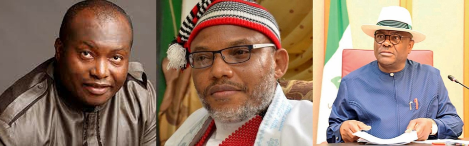 Nnamdi Kanu's Re-arrest: We never pointed at Wike or Ifeanyi Uba - IPOB